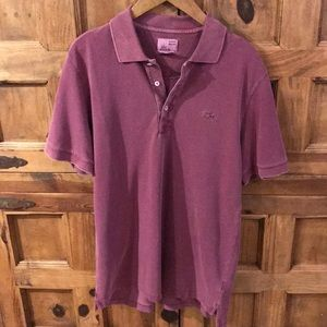 Rare Vintage Washed Lacoste Polo